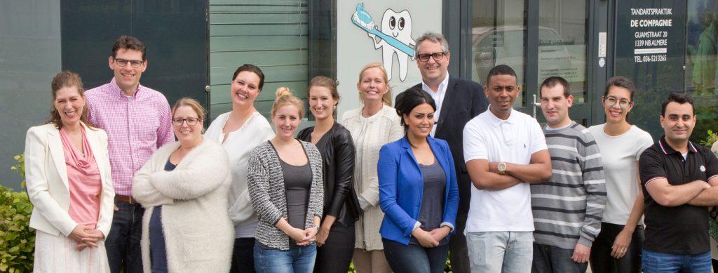 Tandarts Almere | Tandartspraktijk de Compagnie | Mondzorg en tandartsen in Almere
